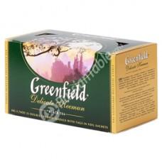 "Greenfield Black Tea ""Delicate Keemun"" 25 bags"