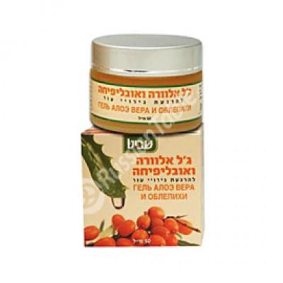 Aloe Vera & Sea Buckthorn Gel (Israel)