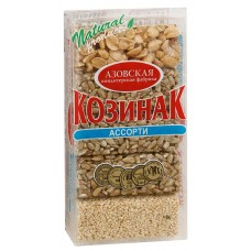 "Kozinak ""AZOV"" Assorted (sesame, sunflower, peanuts)"