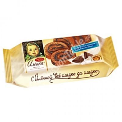 "Sponge Cake ""Alionka"" flavored Milk chocolate"