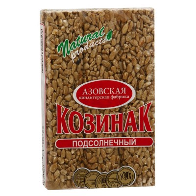"Kozinaki ""AZOV"" Sunflower seeds"