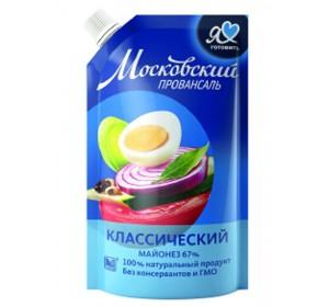 "Mayonnaise ""Moscow Provansal"" Classic 420g"