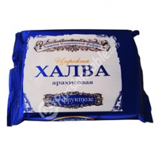 """Tsarskaya"" halva with peanut on fructose"
