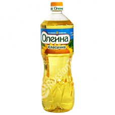 "Sunflower Oil ""Oleina"" Unrefined Classic"