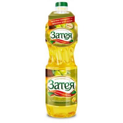 """Zateya"" unrefined Sunflower oil"