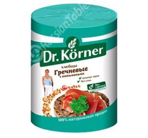 """Bread Loafs (Hlebtsy) """"Dr. Korner"""" Buckwheat"""