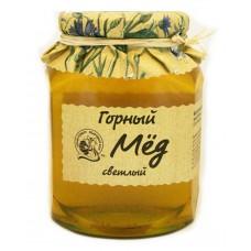 "Natural Honey ""Kedrovyi Bor"" Mountain Light 500g"