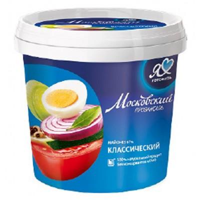 "Mayonnaise ""Moscow Provansal"" Classic 900 g"