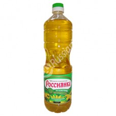 """Rossiyanka"" unrefinated Sunflower oil"