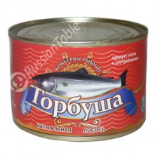"Salmon in own juice ""Russian Fish World"""