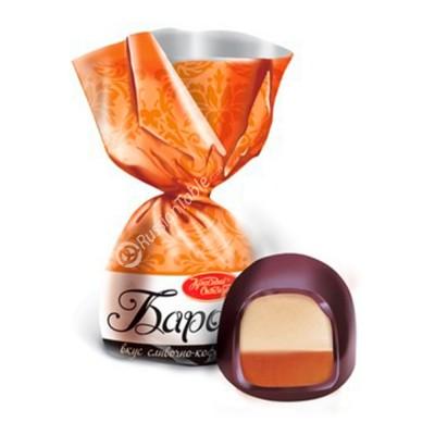 "Candy ""Baroque"" the taste of creamy coffee cream"