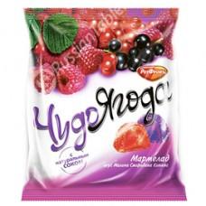 "Marmalade ""Chudo-yagoda"" taste of Raspberry Cranberry Currant"