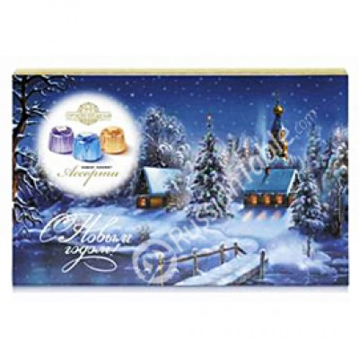 "Candy Set  ""Winter View"" Assorted (240gr)"