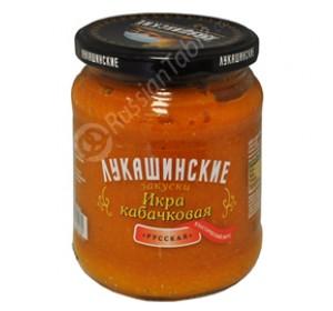 "Squash Paste ""Lukashinskie"" Russian Style 460g"