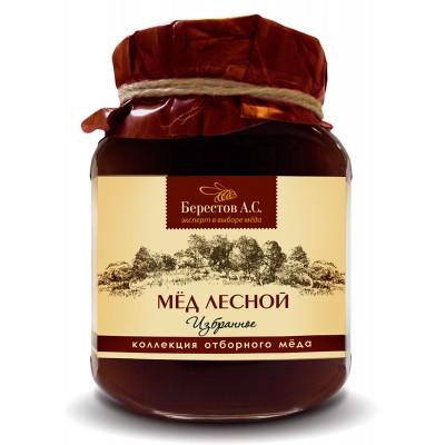 """Honey """"Berestov"""" Forest Flowers"""
