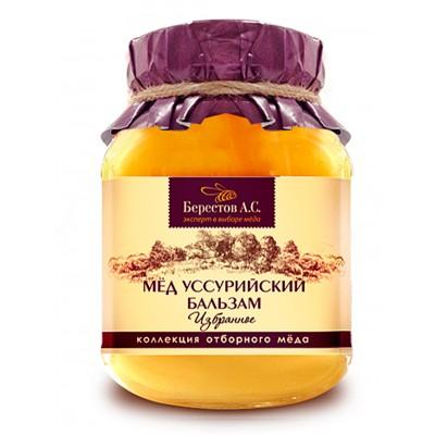 "Honey USSURI BALM ""Berestov"""