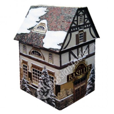 "Black tea Basilur ""Christmas Tea House"" 100g"