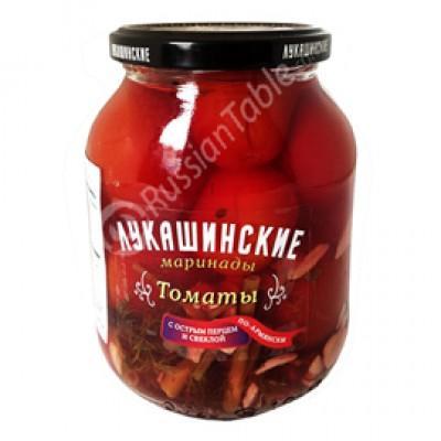 "Tomatoes ""Lukashinskie"" armenian style"