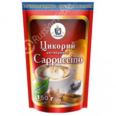"Instant Chicory ""Russian Chicory"" Cappuccino"