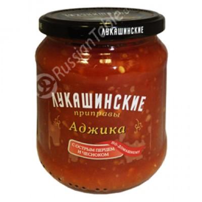 """Adzhika """"Lukashinskie"""" Home-style 460g"""