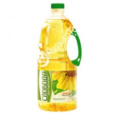 "Sunflower Oil ""Sloboda"" Refined 1,8L"