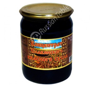 "Kvass Wort Concentrate ""Slavyanskiy"""