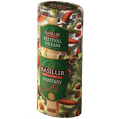 "Tea ""Basilur"" Festival dream / Fantasy"