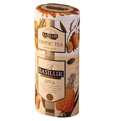 "Tea ""Basilur"" Exotic tea/ Uva"