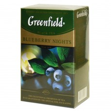 "Greenfield Black Tea ""Blueberry Nights"" 100gr"