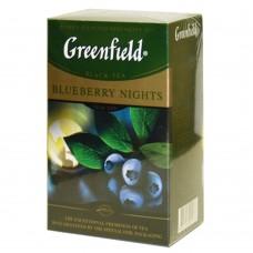 "Greenfield Black Tea ""Blueberry Nights"" 100gr"