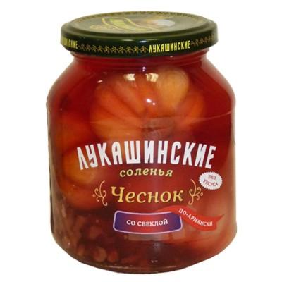 "Garlic ""Lukashinskie"" armenian style"
