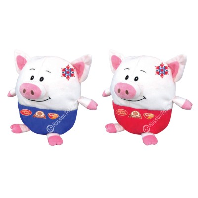 "New Year Gift - ""Piglet"" plush toy (500gr)"