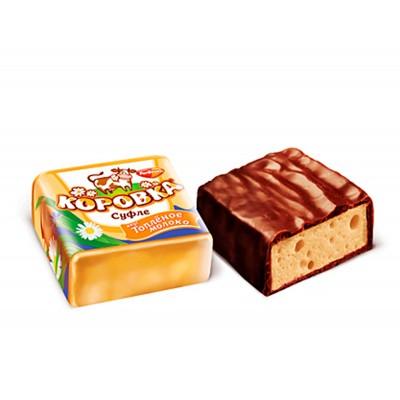 "Candies Souffle ""Korovka"" Baked Milk"