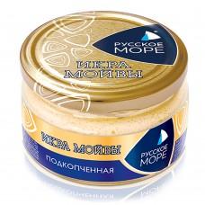 """Moiva (Capelin) Caviar Spread """"Russkoe More"""" Smoked"""