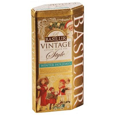 """Black tea """"Vintage""""  Winter holidays"""