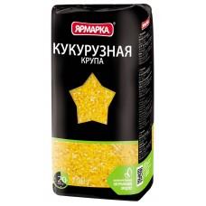 """Corn grits """"Fair"""" (Yarmarka) 700 g"""