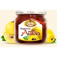 "Russian Jam ""te Gusto"" ""Quince"""