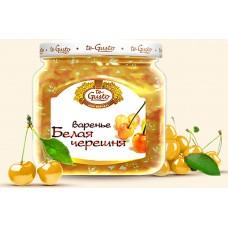 """Russian Jam """"te Gusto"""" """"White cherry"""""""