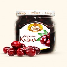 "Russian Jam ""te Gusto"" ""Cornelian Berry"" (Kizil)"
