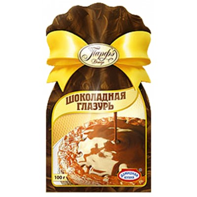 "Chocolate glaze ""Parfe"""