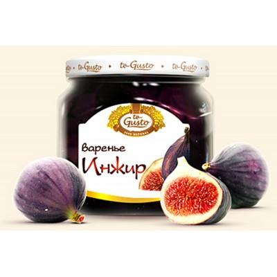 """Russian Jam """"te Gusto"""" Figs"""
