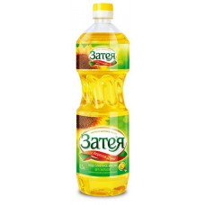 """Zateya"" Refined Sunflower oil"