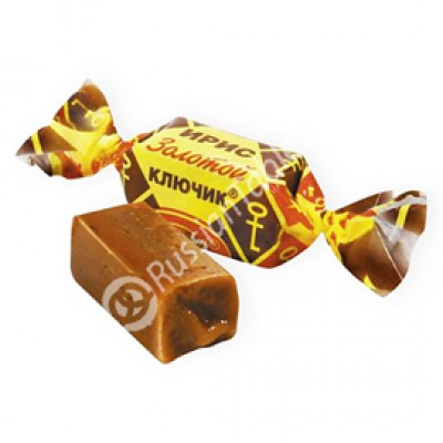 "Toffee ""Zolotoy Klyuchik"" (Golden Key) 1 lb."