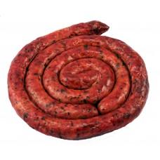 "Sausage ""Kupaty Georgian style"""