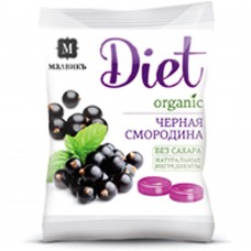 "Caramel ""Diet"" black currant"