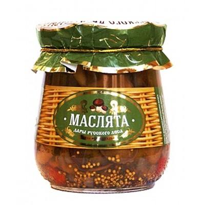 "Mushrooms ""Maslyata"" marinated"
