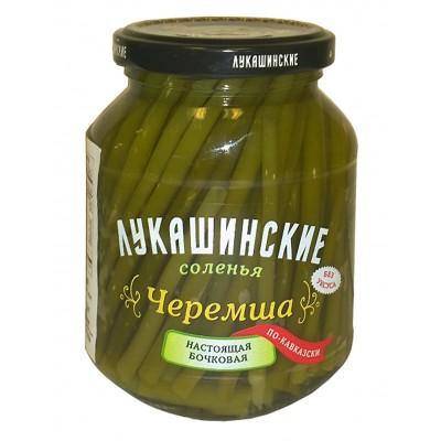 "Salted Ramson ""Lukashinskie"" Caucasian style"