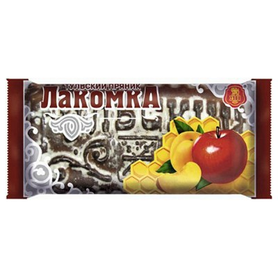 "Tula Gingerbread ""Lakomka"" with Fruit Filling"