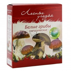 "Mushrooms ""Lesnyye ugodya"" classic Porcini white mushrooms"