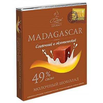 "Milk Chocolate ""O'Zera Madagascar"" 49%"